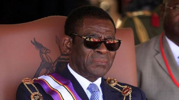 Teodoro Obiang Nguema Mbasago. Photo courtesy Africanews.com 1024x576_419147